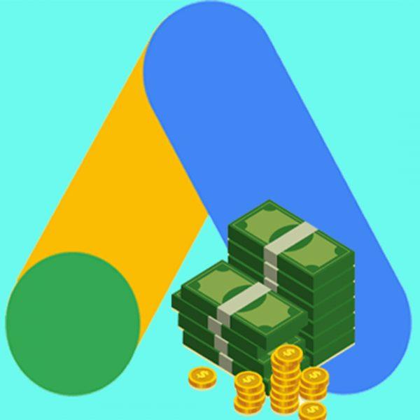 9 Tips για την διαχείριση του προϋπολογισμού του Google Ads Google Ads logo